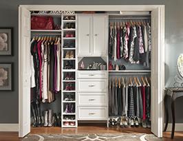 Exceptional ClosetMaid